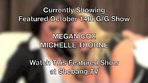 shebang.tv - Michelle Thorne & Megan Coxxx preview image