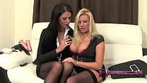 shebang.tv - Michelle Thorne & Megan Coxxx