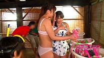 Японка вся в соку порно