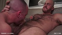 Parker Logan Feeds His Cock Meat