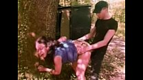 hitchhiker fucked in a forest Thumbnail