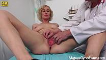 Freaky Anal Gyno Exam Of Horny Busty MILF Kayle