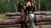 rubber lesbians