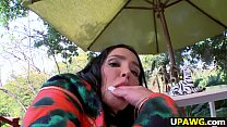 12384 Big booty white girl Amy Anderssen fucked hard preview