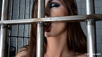 Lily Carter's Jail Cell Solo pornhub video