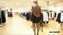 Best Belgian Mon Shopping with Buttplug Heels See pt2 at goddesheelsonline.co.uk thumbnail
