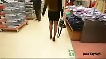 7476 Best Belgian Mon Shopping with Buttplug Heels See pt2 at goddesheelsonline.co.uk preview