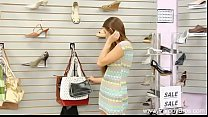 Daughter Fucked In Shoe Store porn thumbnail