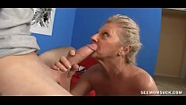 Her step son GOT SUCKED OFF - Epic Amateur Mom