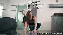 Brazzers - Brazzers Exxtra -  Personal Trainers Session 3 scene starring Kendra Lust and Keiran Lee preview image