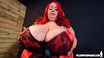 SSBBW Jaymez Ryder Fucks Bachelor at BBW Strip Club Preview