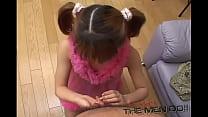 Big load bukkake and swallow girl 2 1/3 Japanese Uncensored