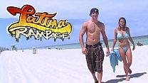 BANGBROS - Jasmine's Giant Cuban Tits Swinging Around While She Rides Cock
