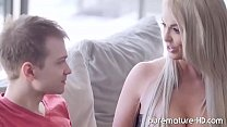 16593 Bust tall MILF with awesome body enjoys anal preview