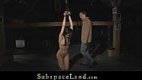 Painful punishment for a hardcore slave bitch pornhub video