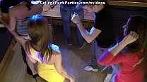 Student girls go wild at a sex party - 9Club.Top