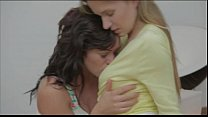 Catfight of two girls turns into lesbian sex's Thumb