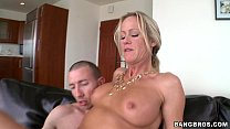 Hot Group Sex with MILF thumbnail
