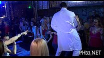 Bitches found diminutive dick in club thumbnail