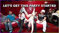GAYWIRE - Let's Get This Sausage Party Started! Big Dick Male Strippers Taking Charge Thumbnail