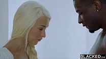 Шикарные блондинки и негры жесткий секс видео