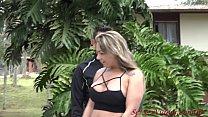 Image: SetSexVideos - Suzie Slut e Mike Hammer trepando após a malhação. Com coprodução de Binho Ted.