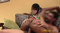 15385 South African Amateur Does First Porn Casting preview