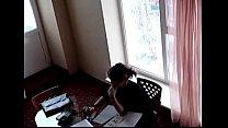 Staff manager masturbates at work