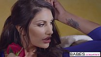 Black is Better - Garden Ho  starring  August Ames and Isiah Maxwell clip - 9Club.Top