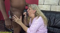 First Time Interracial Fuck For 71 Years Old Gr