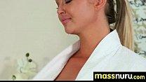 Babe Fires Nuru Massage 20