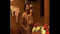 คู่นี้ฟัดกันมันส์ในห้องน้ำนมเธออย่างใหญ่เสียงครางเร้าอารมณ์ได้ใจสุดๆเย็ดโหด