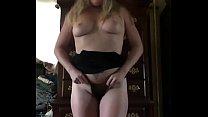 Cum on Mommys Black Dress thumbnail
