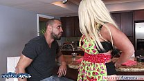 Busty blde Alura Jens fuck her neighbor - 9Club.Top