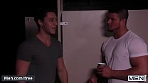 Men.com - (Brad Banks, Paul Canon) - Split Personality Part 1 - Drill My Hole