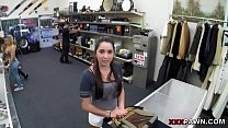 College Girl Trades In The Goods! thumbnail