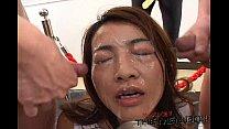 Big load bukkake and swallow girl 3 3/3 Japanese Uncensored