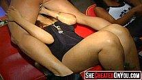 50 Rich milfs blowing strippers at underground cfnm party!02