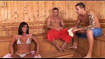 sauna fuck