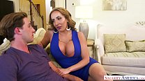 MILF Richelle Ryan needs young cock! Naughty America's Thumb