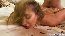 MILF Richelle Ryan needs young cock! Naughty America thumbnail