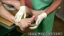 Gay doctor physicals cum shots He had the patient get down on all
