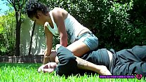 Backyard Brawl Trailer pornhub video