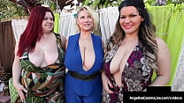 Thick Chicks Angelina Castro Trinity Guess & Sa