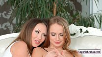 Sapphic Erotica Lesbians Free movie from www.SapphicLesbos.com 23 - Download mp4 XXX porn videos