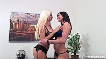 Nikita Von J ames Hot Lesbian MILFS