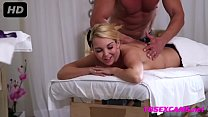 Busty MILF Gets Fucked During Massage - 18sexca...