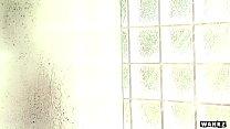 WANKZ- Shyla Stylez in Shower Image