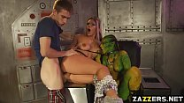 Tiffany and Eva team up on Dannys dick pornhub video