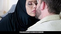 ExxxtraSmall - Teen Wearing Hijab Fucked pornhub video